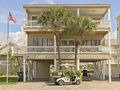 Photo for Ocean View! NEW POOL!    GOLF CART w/ rental, Pet Friendly and WiF