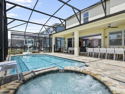 Photo for New Listing! Just Came to Market! Luxury Home Minutes from Disney