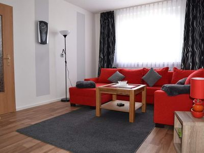 Photo for Guest apartment Fontanering 7, right - Housing association Thale eG