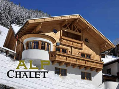Photo for Alp Chalet Kappl / Ischgl - Alp Chalet Apartment