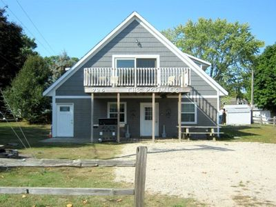 Photo for Private house 100' from Silver Lake with breathtaking views of the sand dunes