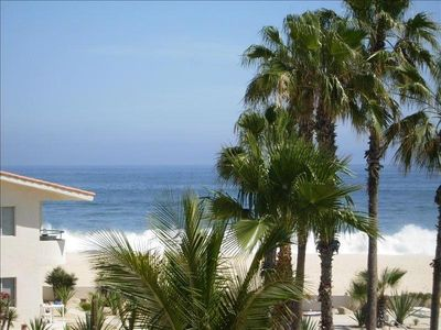 Photo for Fabulous Beach Front Condo on Sea of Cortez, Baja Mexico