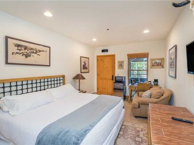 Photo for Lock-Off Room With King Bed in Mountain Village
