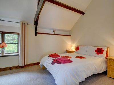 Photo for Vacation home Station Barn in Exmoor National Park - 4 persons, 2 bedrooms