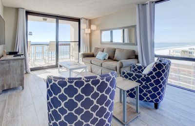 Photo for Sundestin 2bedroom unit 712! Breathtaking Gulf front views!