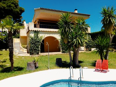 Photo for Charming Villa with sea views. Splendid location