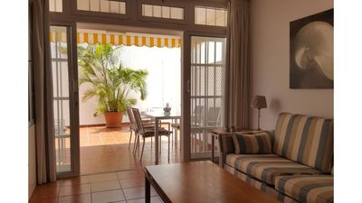 Photo for Modern and quiet apartment San Agustin beach