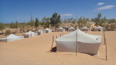 Photo for Lodge In Lompoul - Double tent in the Sahel desert