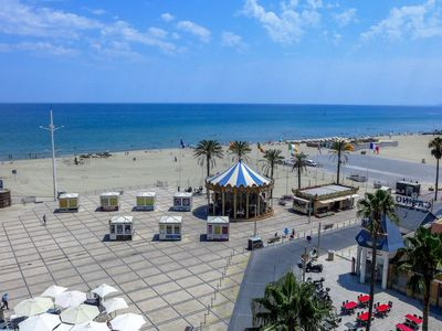Photo for Apartment Le Marigny in Canet-Plage - 4 persons, 2 bedrooms
