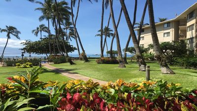 Photo for GORGEOUS OCEANFRONT, GROUND FLOOR UNIT—PARADISE FOUND