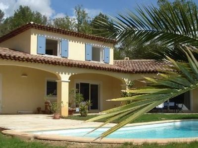 Photo for RENTS VILLA ARCHITECT NEW WITH PRIVATE POOL