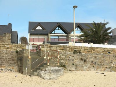 Photo for Apartment Belle Vue Mer et Groix (POE300) in Ploemeur - 4 persons, 2 bedrooms