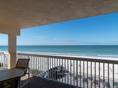 Photo for Spectacular Gulf of Mexico and Intracoastal Views, Spacious 2/2 Condo