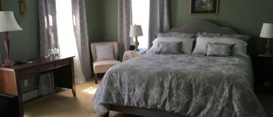 Photo for Williston Village INN- Brass room with King  size Bed for two people