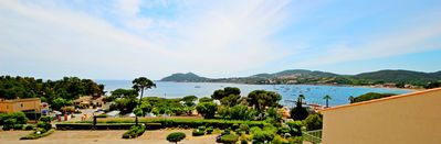 Photo for Agay les Coraux, 3 rooms duplex 6 pers. sea view, pool