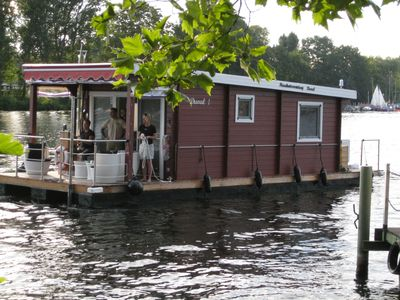 Photo for 2BR House Boat Vacation Rental in Berlin, Berlin