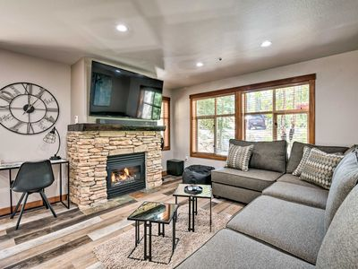 Photo for Solitude Mountain Resort Condo at Lift Base!