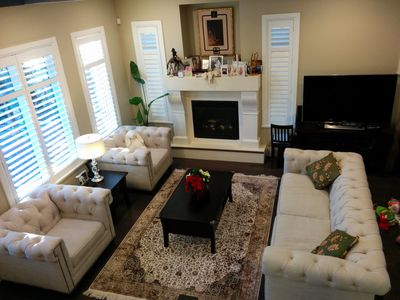 """Photo for Beautiful New Luxury Home On """"The Drive"""" & Minutes From Downtown & The Highway"""