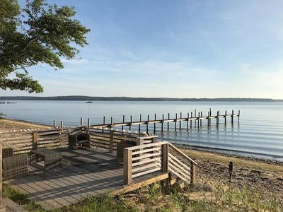 Brand New, Romantic New Sag Harbor Cottage On the Beach with Dock!