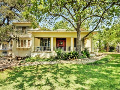 Photo for Historic Home in the Heart of Austin - Sleeps 10
