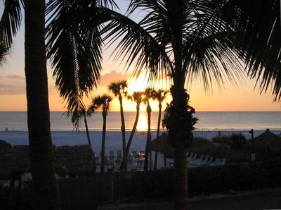 Romantic Sunsets Just Outside your Door! Each Sunset is a Unique Experience
