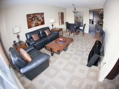 Photo for Uptown 1D01- 1 Bedroom + Den - Calgary, Alberta