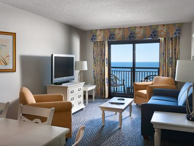 Enjoy the View, Save the Budget for Beach Fun in our Angle Oceanfront 3 BR Condo