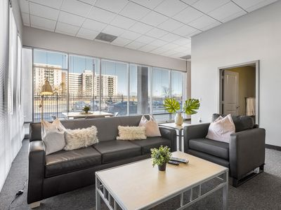 Photo for Spacious Suite Just Steps Away from SLU