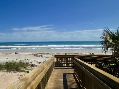 Photo for Luxurious Sandpiper Oceanfront Vacation Condo -  Ormond Beach - Daytona Beach FL