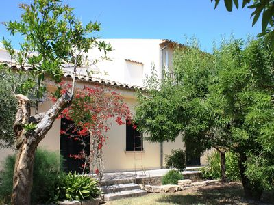 Photo for Mallorcan style furnished villa with private pool near Buger