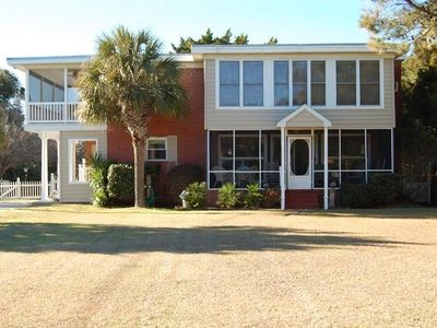 Pawleys Charm Dn ( 2 Bedroom home )