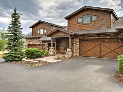 Photo for Running Bear in the Rockies - Luxurious Rocky Mountain Home, Views, 2 Beds, 2 Sleeper Sofas