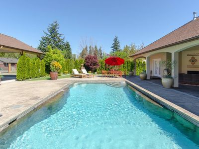 Photo for 2 Bedroom Pool House