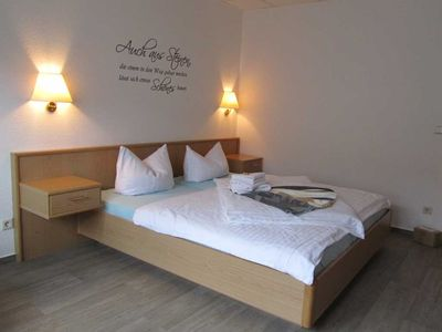 Photo for Double room no. 12 - Hotel Blücher Tet
