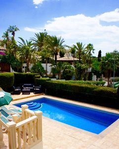 Photo for Summer 19 Dates Available ~ Large Villa with private pool, sleeps 8 with AC