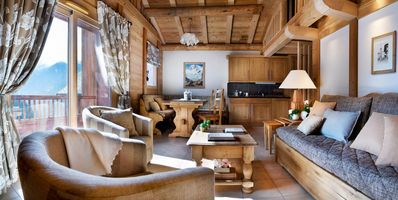 Photo for 1BR Apartment Vacation Rental in Champagny-en-Vanoise