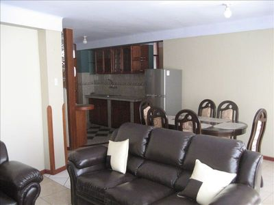 Photo for Impeccable apartment, 1.2 mi. from center of town