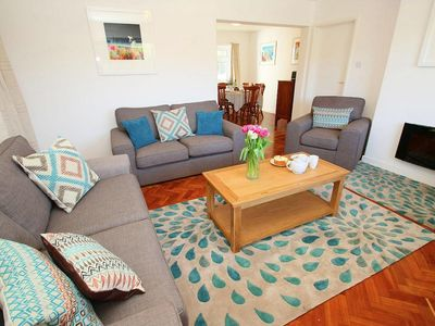 Photo for GARDEN APARTMENT, pet friendly in Porthcurno, Ref 959706