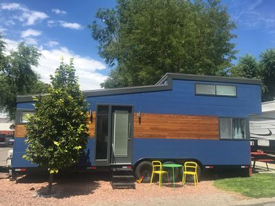 Our beautiful and fun tiny house is the perfect place to stay-cation or vacation