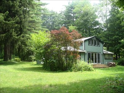 Photo for Private Cottage on the Famed Housatonic River