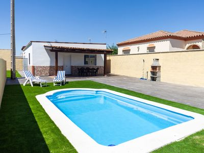 Photo for With pool and in a quiet location - Villa Costa Luz