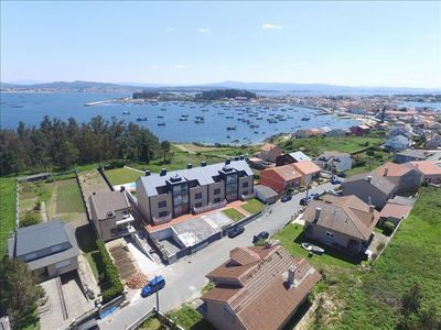 Photo for Luxurious brand new apartment with swimming pool on Isla de Arousa
