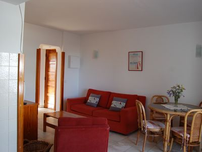 Photo for Pretty apartment located in Lagos / Algarve - 4 people, near the Beach