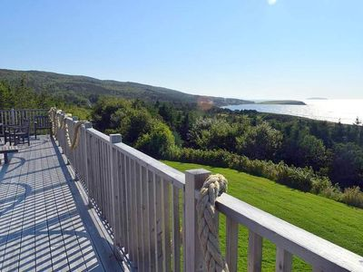 Photo for PRIVATE OCEANFRONT RETREAT - near Cabot Cliffs, Cabot Links & Cabot Trail.