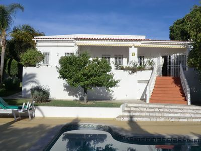 Photo for Beautiful Casa Rego - tranquil villa with large pool for up to  6 people