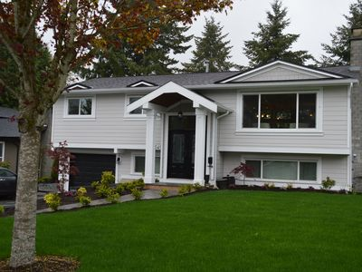 Photo for Beautiful Family Home in the Vancouver Area (Fleetwood)
