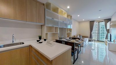 Photo for 1BR Apartment Vacation Rental in Khwaeng Makkasan