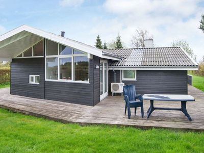Photo for Modern Holiday Home in Ebeltoft near Sea