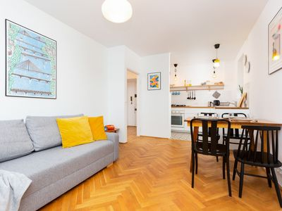 Photo for One-Bedroom Apartment  | Warsaw Niska