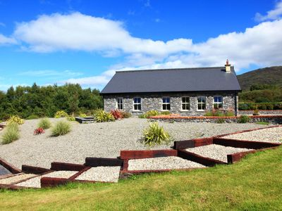 Photo for Bun Cill Athat - secluded mountainside location overlooking Kenmare Bay & Area